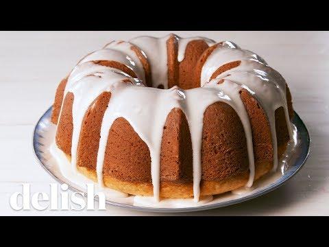 Classic Bundt Cake  Delish