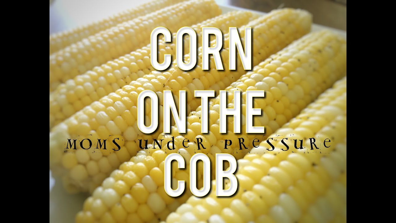 Instant pot mouth watering corn on the cob youtube instant pot mouth watering corn on the cob ccuart Choice Image