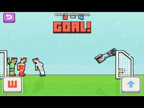 Футбол на двоих игра  (soccer physics)