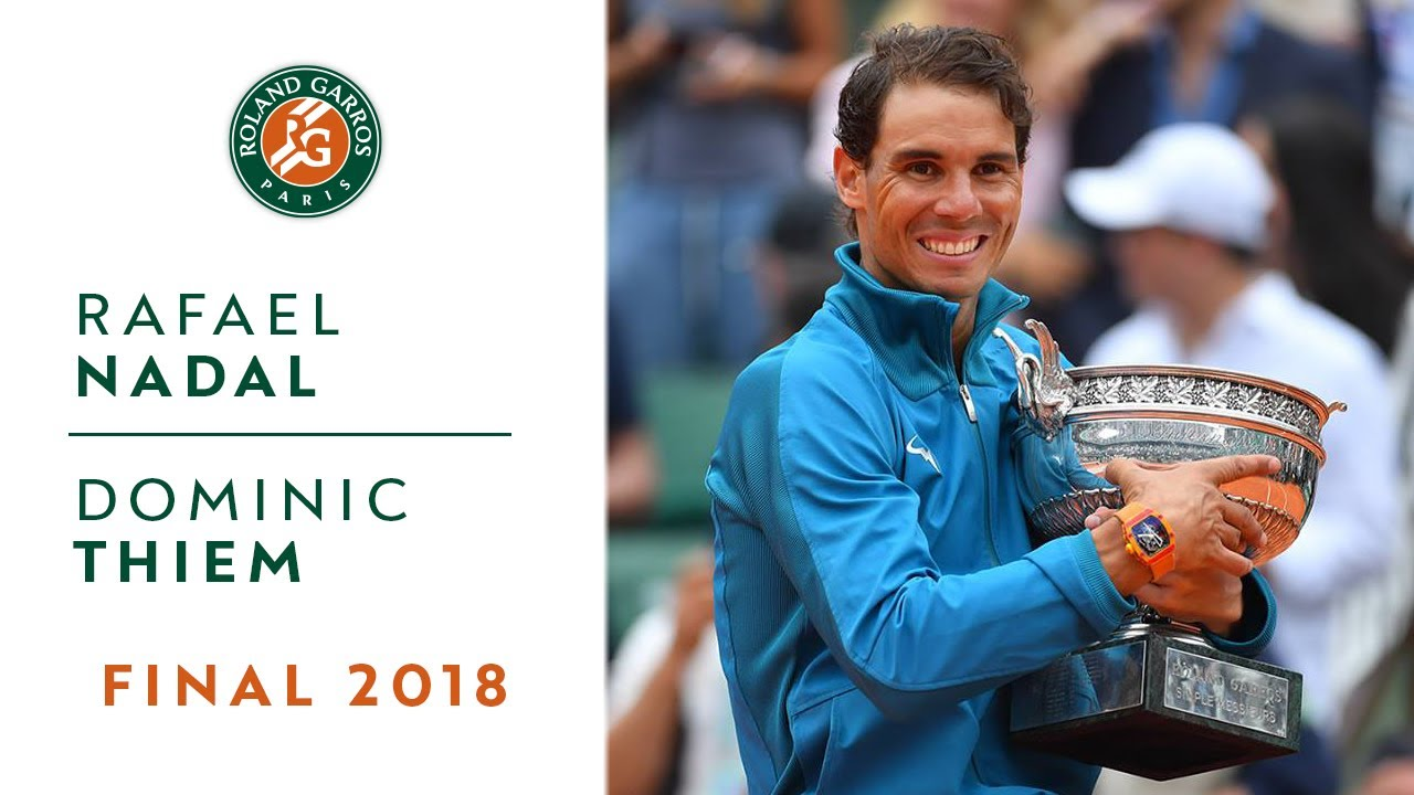 Rafael Nadal vs Dominic Thiem - Final 2018 - The Film | Roland-Garros