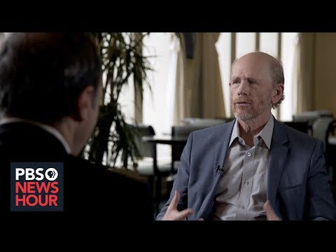 Actor and director Ron Howard on the joy of being a storyteller