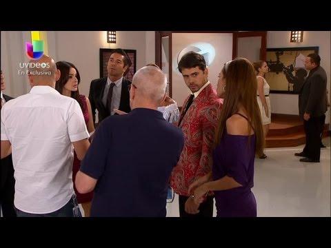 Pedro Moreno se llevó una sorpresa en el set de Cosita Linda - Mira Quién Baila