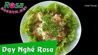 Salad khoai tây - cho dáng thêm đẹp
