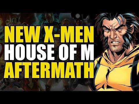 The New Mutants vs God (New X-Men Vol 1: Childhood's End) thumbnail