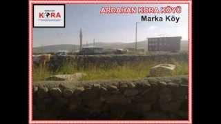 Brand village - Marka köy Kora - Ardahan Kora Köyü