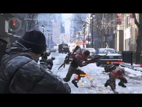 3 kids try to gang up on a lone player, they immediately regret it (The Division)