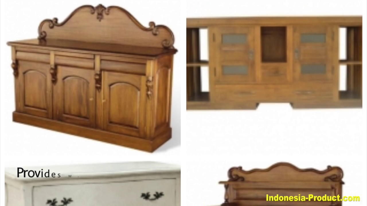 Indonesian Wholesale Furniture Made From Wood Materials