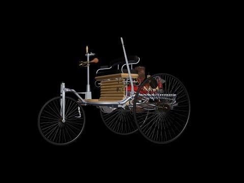 Benz Motorwagen - Class Project - UC Berkeley E128