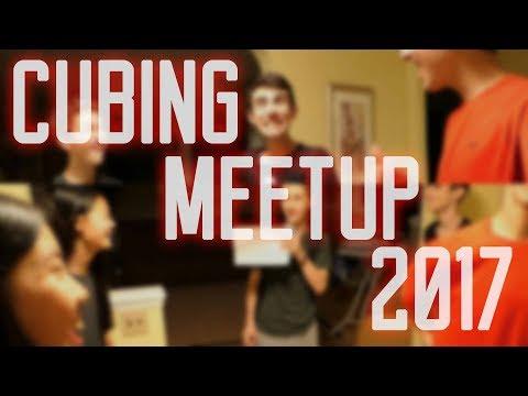 THIRD Annual Cubing Meetup!!! | ft. DGCubes, TheRubiksCubed, Hashtag Cuber, Derpy Cuber
