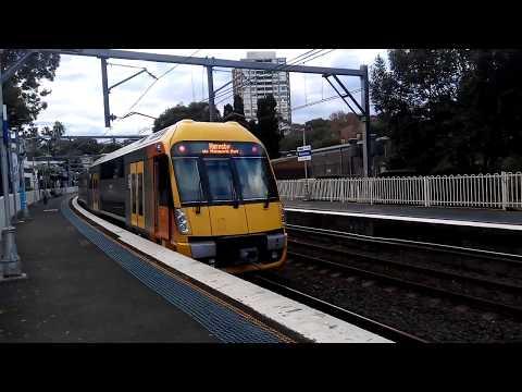 Sydney Trains Waverton Station
