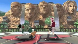 Naruto Shippuden: Clash of Ninja Revolution 3 - All Specials【1080p/60FPS】