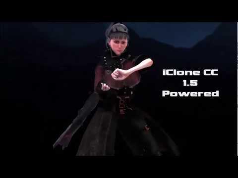 Free iClone Cloth Assassin