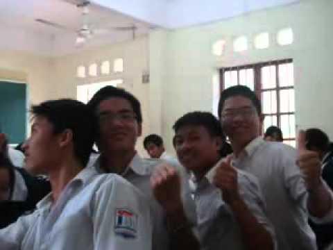 Video clip 12A4 Trường THPT Gia Lộc