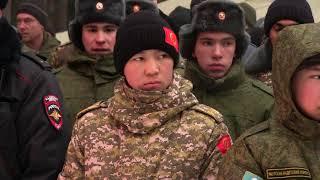 Хроники Международного слёта юных патриотов - 2018. Фильм 3