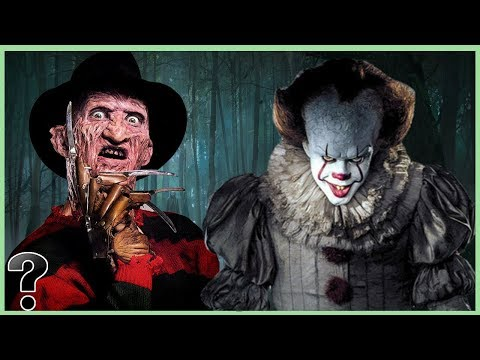 What If Freddy Krueger Fought Pennywise?