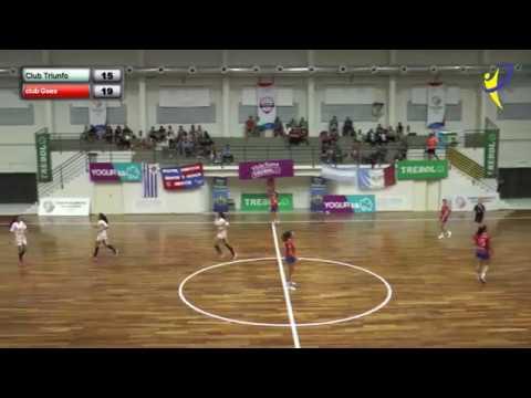Club Triunfo Vs Club Goes - Pan de Clubes - Asunción 2017