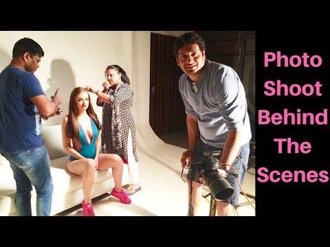 Photoshoot behind the scenes | fashion photographer