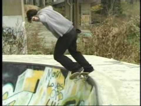CKY4 Bam's skate vid