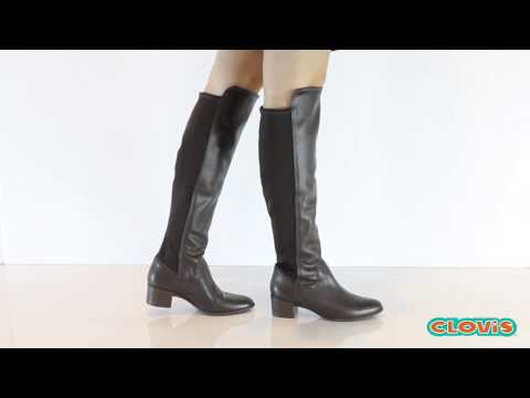 ea2a6e303 Bota Feminina Cano Alto Over the Knee - Bottero - YouTube