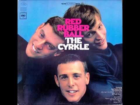 Red Rubber Ball , The Cyrkle , 1966 Vinyl