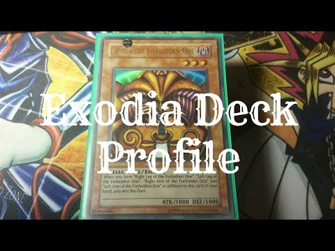 OBLITERATE!! Exodia Deck Profile | September 5, 2017
