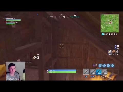 Forninte sniper shootout met bram