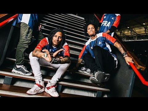 Les Twins Amazing  Choreography and Full Battle Twins