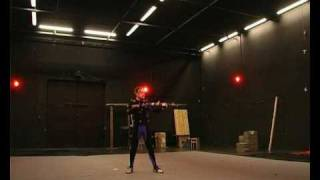 NecroVisioN vampire ninjas come to life in this PC video game