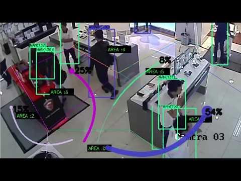 .用監控攝影機與 RFID 技術,在智慧零售業場域的客流數位化探索與應用
