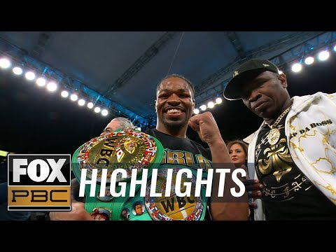 Shawn Porter retains WBC Welterweight belt vs Yordenis Ugas | HIGHLIGHTS | PBC ON FOX