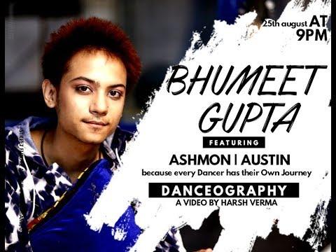 BHUMEET GUPTA || INTERVIEW || DANCEOGRAPHY