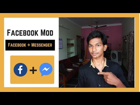 Facebook Mod 2017 - How To Download And Install - Messenger Enabled