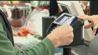 Thieves use stolen credit cards to buy gift cards