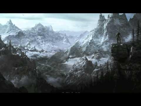 skyrim dragonborn theme