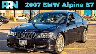 2007 BMW Alpina B7 Full Tour | TestDrive Legacy