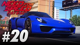 Need for Speed PAYBACK | Walkthrough - Part 20 / Ending: THE OUTLAW RUSH