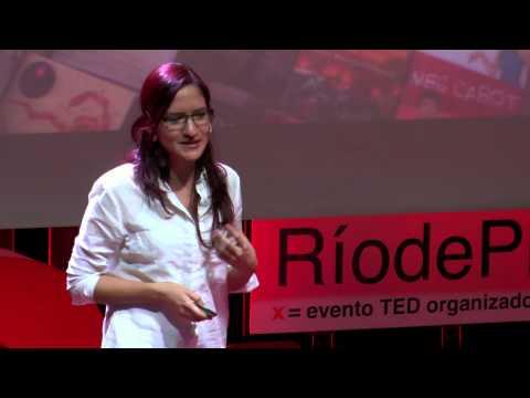 Leer es bueno | Marie Paz | TEDxRíodePiedras