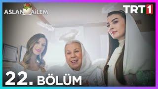 Aslan Ailem 22. Bölüm (Her Pazar 20:00'de TRT1'de)