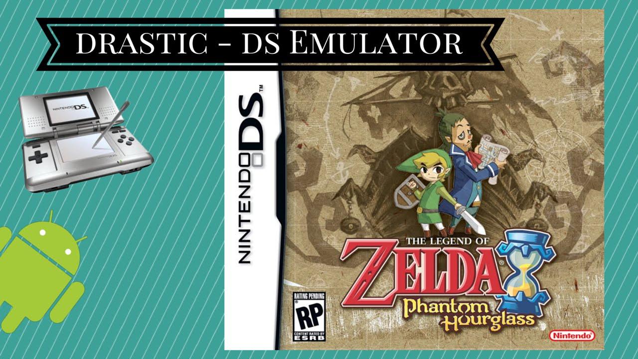 Nintendo DS on Android - The Legend of Zelda: Phantom Hourglass [Drastic Ds  Emulator]