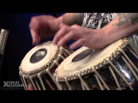 Pete Lockett Mixes Traditional and Modern Indian Percussion