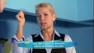 Xuxa revela que sofreu abuso sexual na infância /  Xuxa sufrió abuso sexual en la infancia
