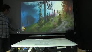 проектор Epson EB-4850WU ремонт