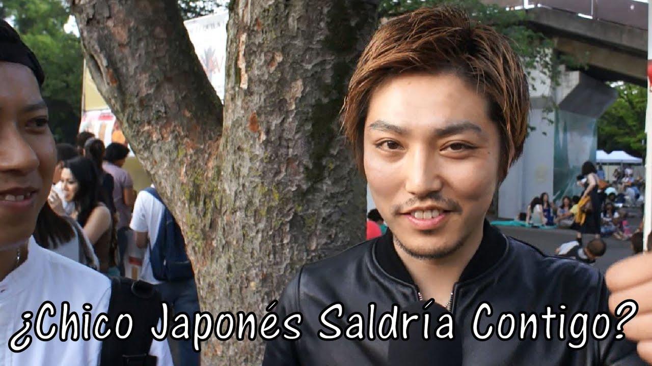 quiero conocer chicos japoneses