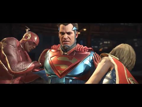 Injustice 2 - FULL ENDING (SUPERMAN) [1080P] FULL HD