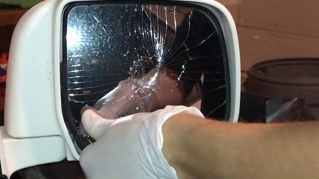 TarosTrade 57-0471-R-46944 Mirror Glass Heated For 5 Doors