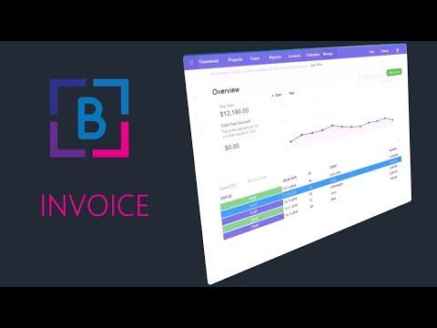 How to design Beautiful invoices dashboard in C# & VB.NET using WinForms - Bunifu UI