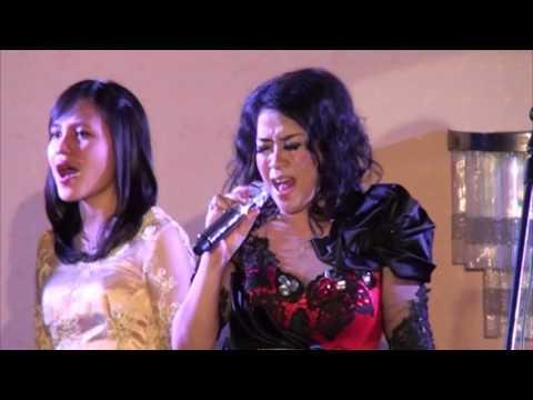 KARO CONCERT - Ngarap Gestung Api Bas Lau - Tio Fanta Br Pinem (feat) D-Lo Voices