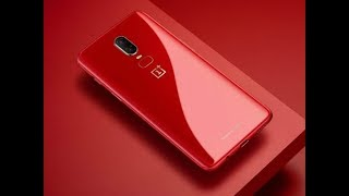 Oneplus 6 in RED unboxing