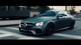 Mercedes Benz AMG E63 S Super Bowl Commercial 2018