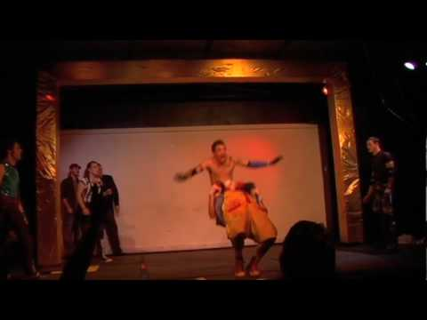 """Deevious Decadence """"Seattle's Interactive Cabaret"""" presented by Active Entertainment"""